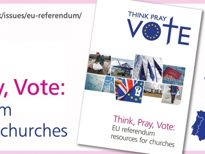 Think Pray Vote