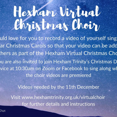 Virtual Christmas Choir